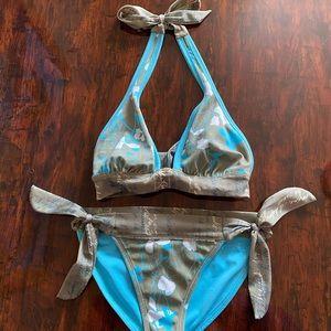 Women's small adjustable/ reversible bikini Oakley